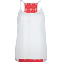 FULL TILT Crochet Back Womens Tank | Tillys.com