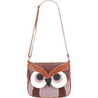 Owl Floral Flapover Bag | Tillys.com
