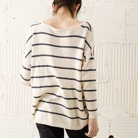 JOINERY - Striped Lilibon Sweater by Kordal - WOMEN