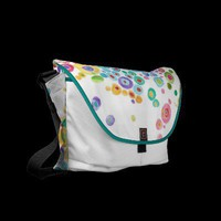 Inner Circle Commuter Bag from Zazzle.com