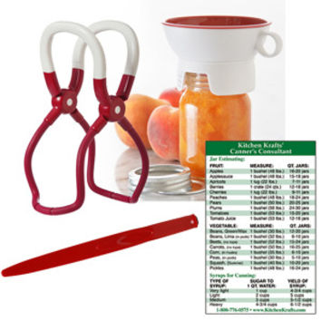 Deluxe Canning Tool Set