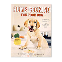 Home Cooking For Dogs Book - Urban Outfitters