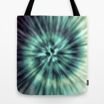 TIE DYE II Tote Bag by Nika