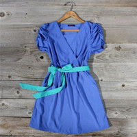 Bluebell Dress, Sweet Women&#x27;s Country Clothing