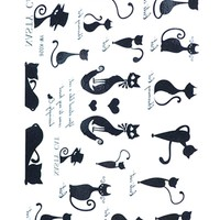 Sexy Cat Temporary Tattoos - OASAP.com