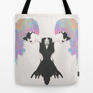 Modern Society Tote Bag by Ben Geiger