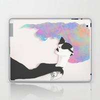 Modern Society Laptop & iPad Skin by Ben Geiger