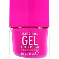 nails inc. Downtown gel effect