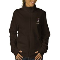 Women's Gymnastics Jacket from Zazzle.com