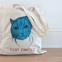 Bad kat bag by MsSpanner on Etsy