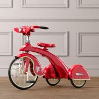 Sky King Junior Tricycle - Red | Riding Toys | Restoration Hardware Baby & Child