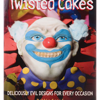 Twisted Cakes Baking Book