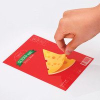 Emmental Cheese Sticky Note v2