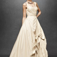 Sweeping Taffeta Ball Gown in the SHOP Gowns at BHLDN