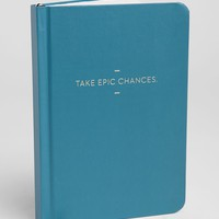 Take Epic Chances Journal
