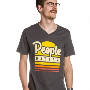 People Matter V Neck