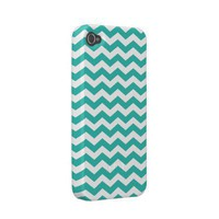 Chevron Pattern iPhone 4 / 4s Casemate Case Iphone 4 Case-mate Cases from Zazzle.com