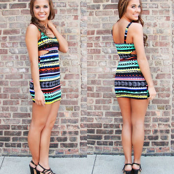 Jamaican Me Happy Dress