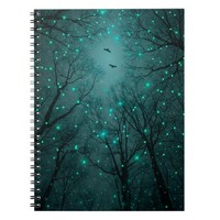 The Infinite Stars Blossomed Notebook