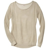 Mossimo Supply Co. Junior's Mesh Sweater - Assorted Colors