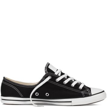 Converse - Chuck Taylor All Star Fancy - LowBlack