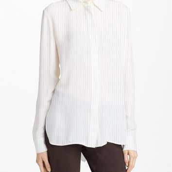 Evelia Silk Blouse