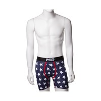 Mens Star Spangled Boxer Briefs