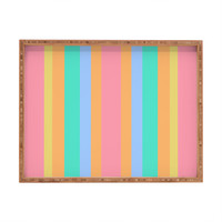 Lisa Argyropoulos Tropical Sundae Rectangular Tray