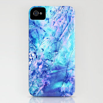 Ocean Bottom iPhone Case by Rosie Brown | Society6