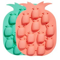 Sunnylife Pineapple Ice Tray 2 Set at asos.com
