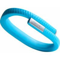 Jawbone UP Fitness Tracking Bracelet - Size Medium in Blue