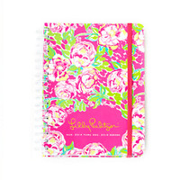 Large Agenda - Lilly Lovers - Lilly Pulitzer