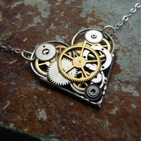 Clockwork Heart Necklace Risk Calculator by amechanicalmind