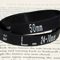 Camera Lens Bracelet | Wicked Clothes