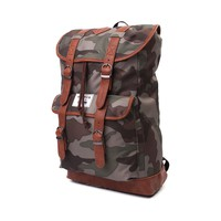 Benrus Scout Camo Backpack