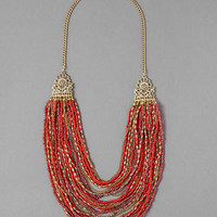 MARRAKECH BEADED NECKLACE
