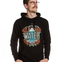 Start with Water Hoodie