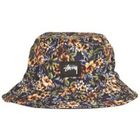 Stussy Island Reversible Bucket Hat - Men's at CCS