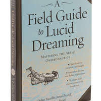 ModCloth Quirky A Field Guide to Lucid Dreaming