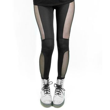 "Women's ""Max Max"" Tights (Black)"