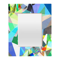 Mareike Boehmer Colorflash 5X Rectangular Mirror