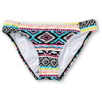 Malibu Head Games Tribal Print Tab Side Bikini Bottom