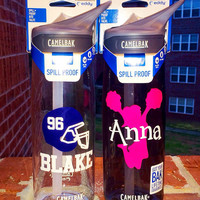 Sports Team Camelbak Water Bottle
