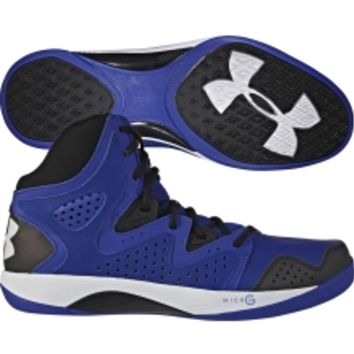 Under Armour Kids' Grade School Micro G Torch 2 Basketball Shoe - Royal | DICK'S Sporting Goods