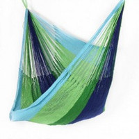 Lanta Sitting Hammock -   Beautifully Handwoven 2.05 miles of ultra soft yarn