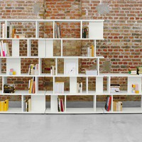 e15 Arie Shelving by Erik Levy ? Bookcases -- Better Living Through Design