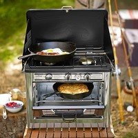 Campchef Portable Camping Stove & Oven