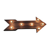 Electric Marquee Arrow
