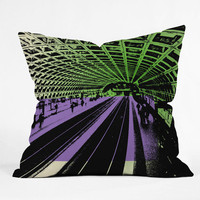 DENY Designs Home Accessories | Amy Smith DC Metro Throw Pillow
