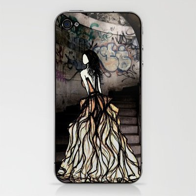 Escape iPhone &amp; iPod Skin by Amy Smith - ColorScape | Society6